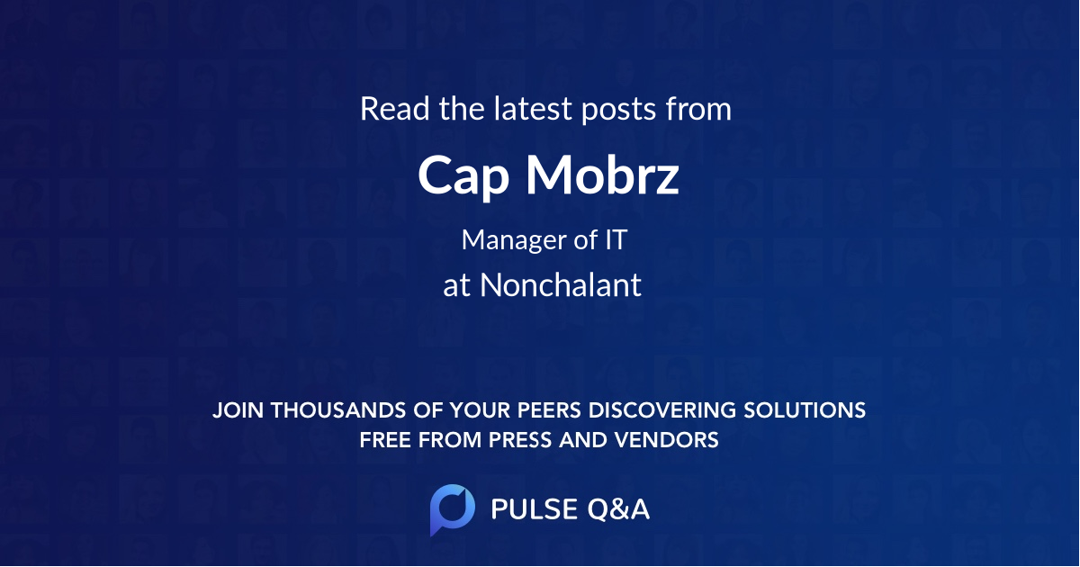 Cap Mobrz