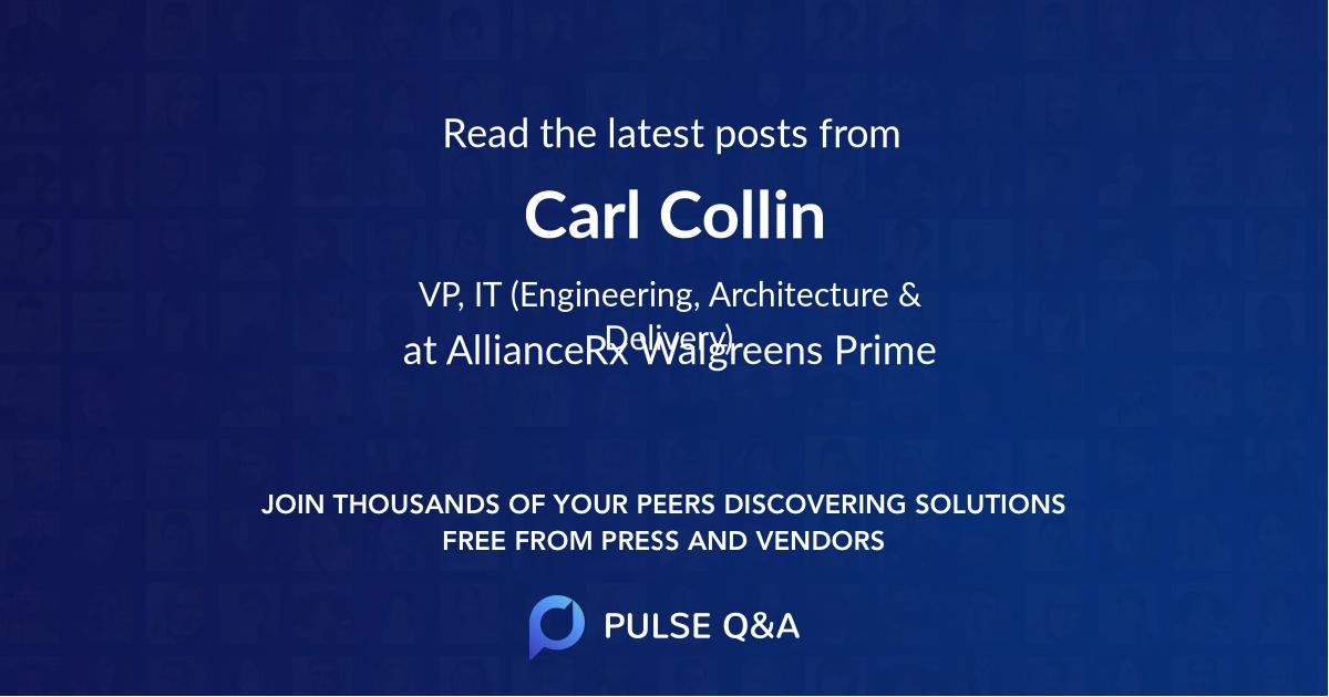Carl Collin