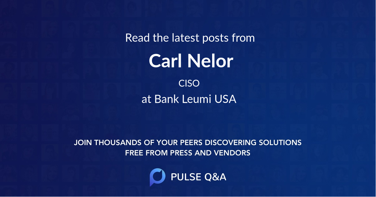 Carl Nelor