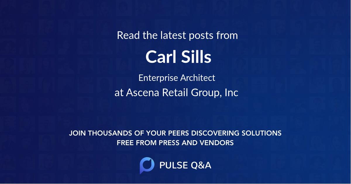 Carl Sills