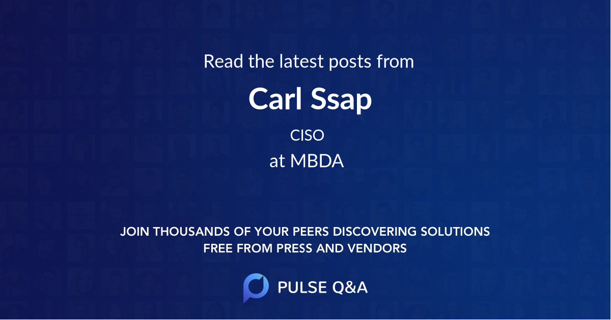 Carl Ssap