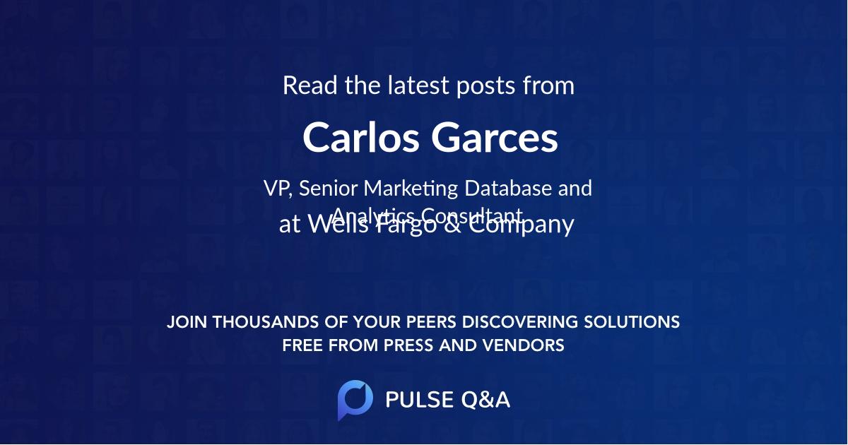 Carlos Garces