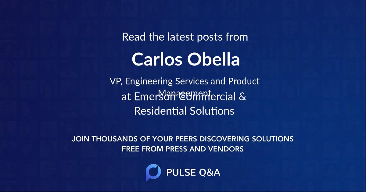 Carlos Obella