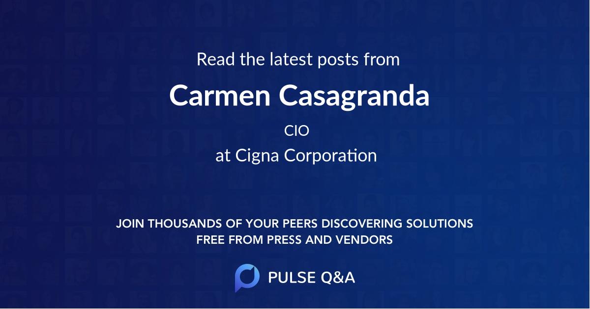 Carmen Casagranda