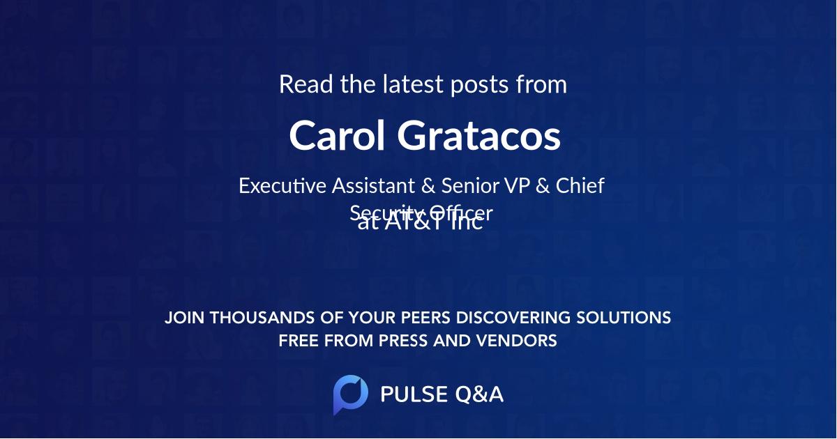 Carol Gratacos