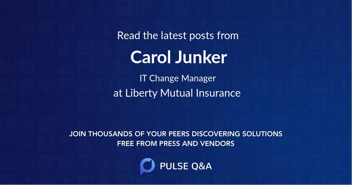Carol Junker