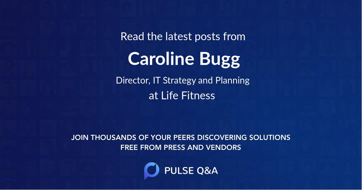 Caroline Bugg