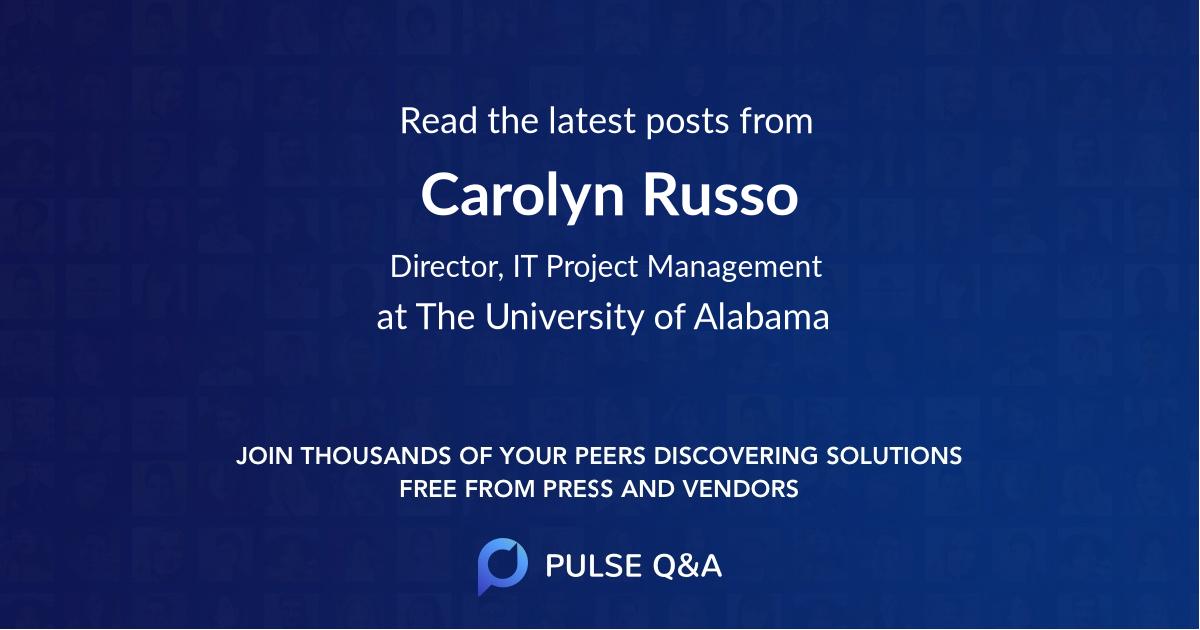 Carolyn Russo