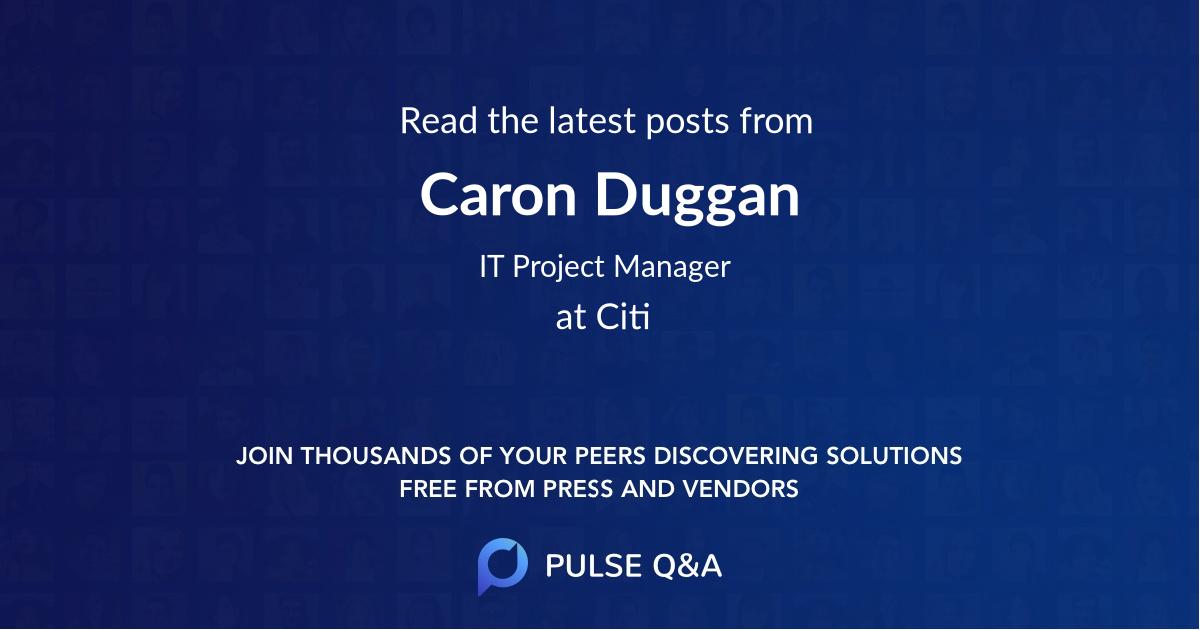 Caron Duggan