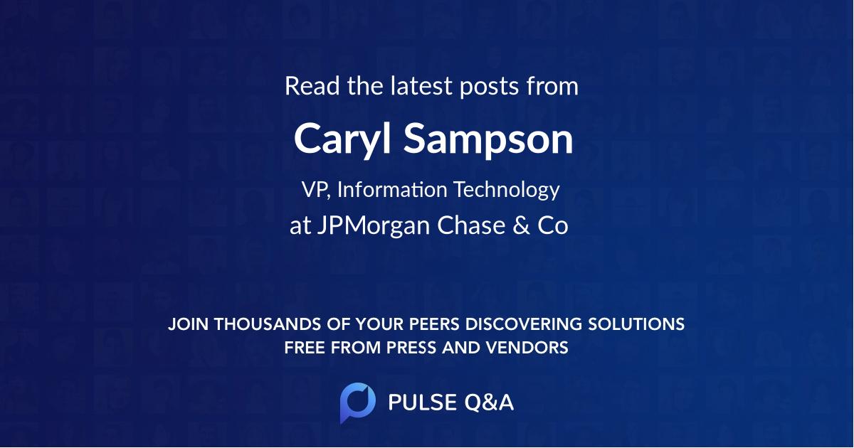 Caryl Sampson