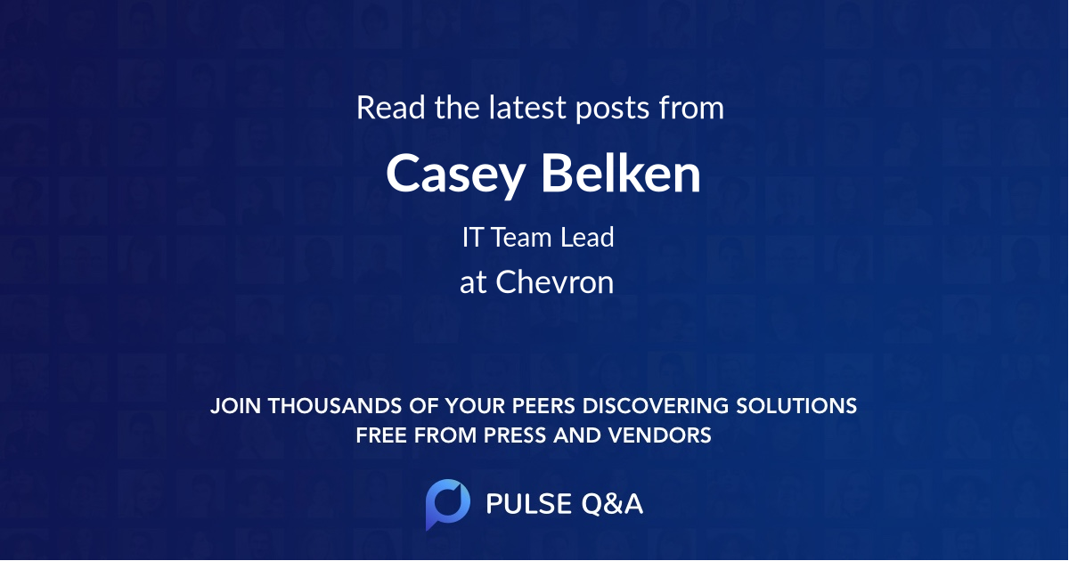 Casey Belken