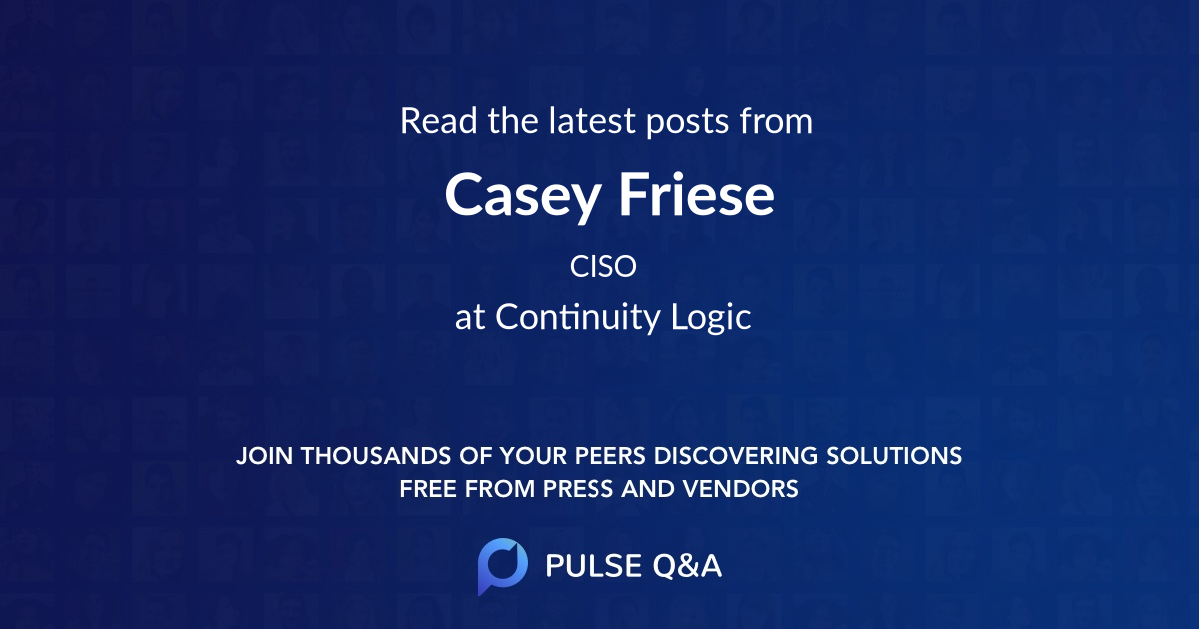Casey Friese