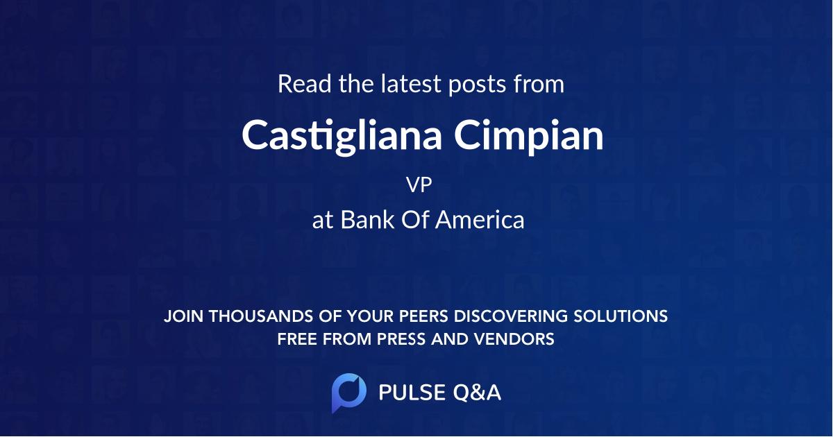 Castigliana Cimpian
