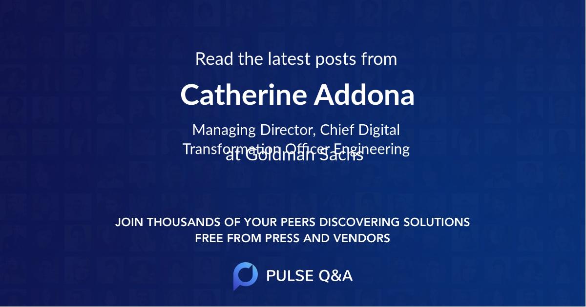 Catherine Addona