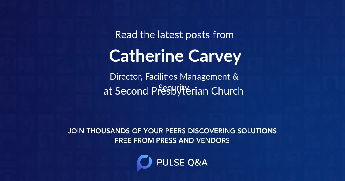 Catherine Carvey