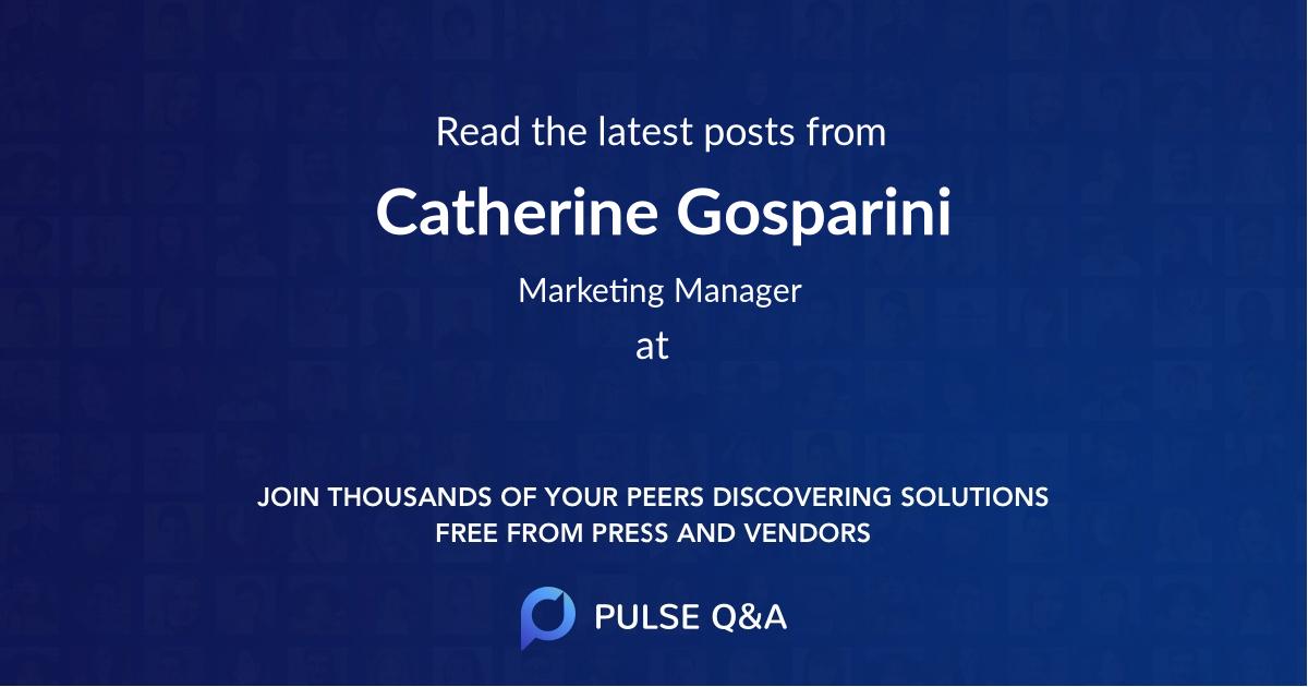 Catherine Gosparini