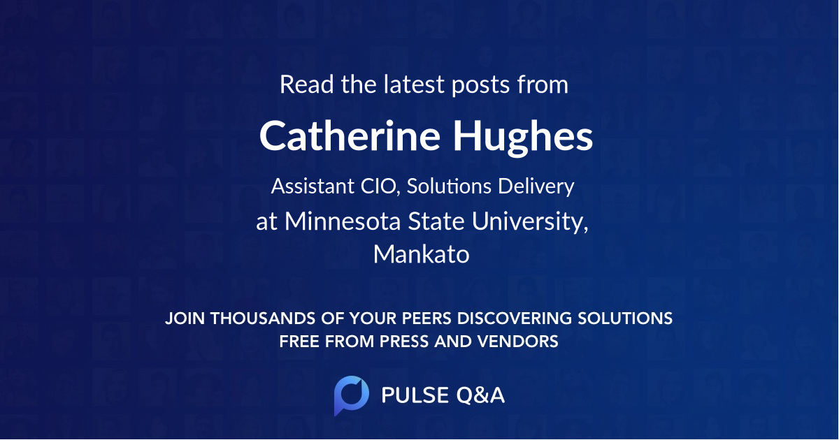 Catherine Hughes