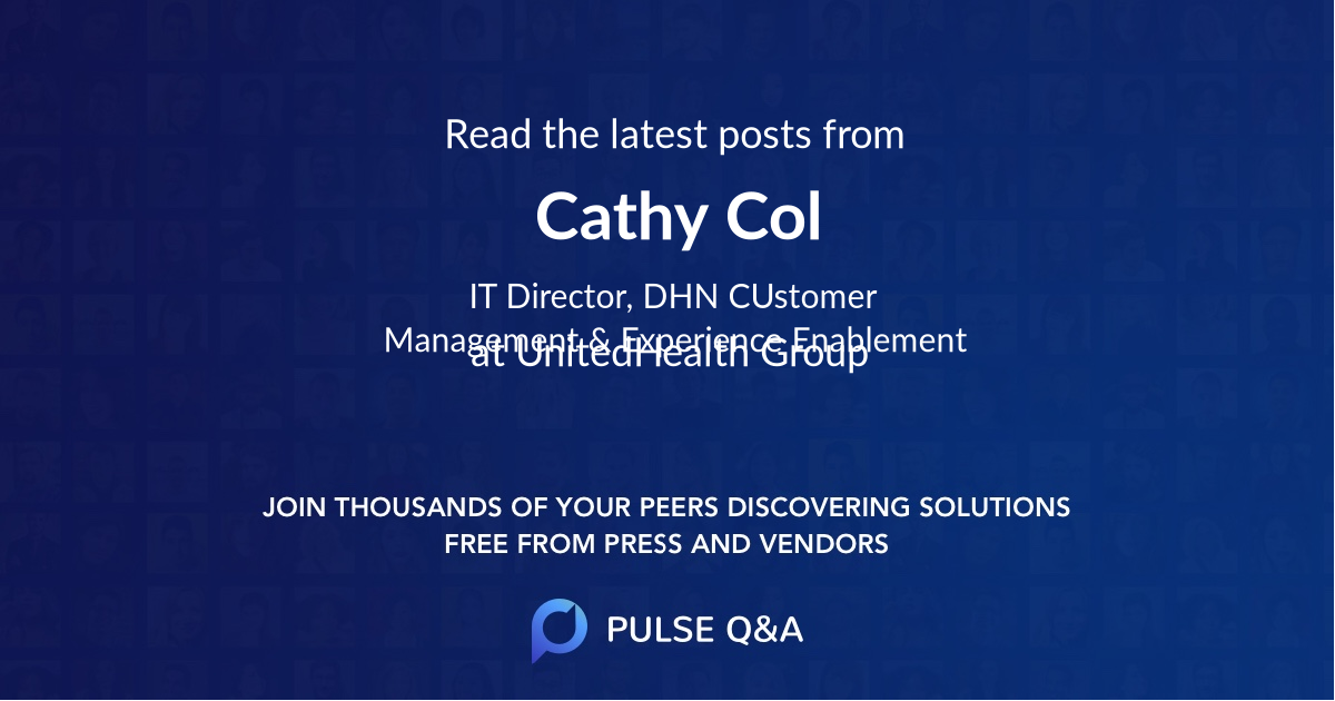 Cathy Col