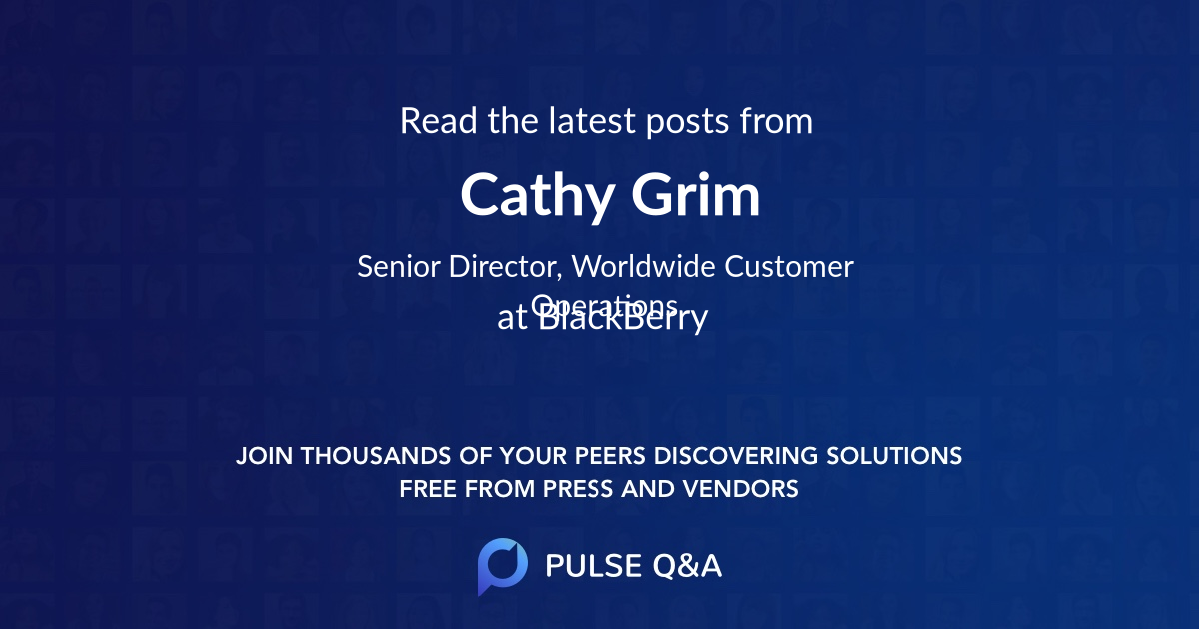 Cathy Grim