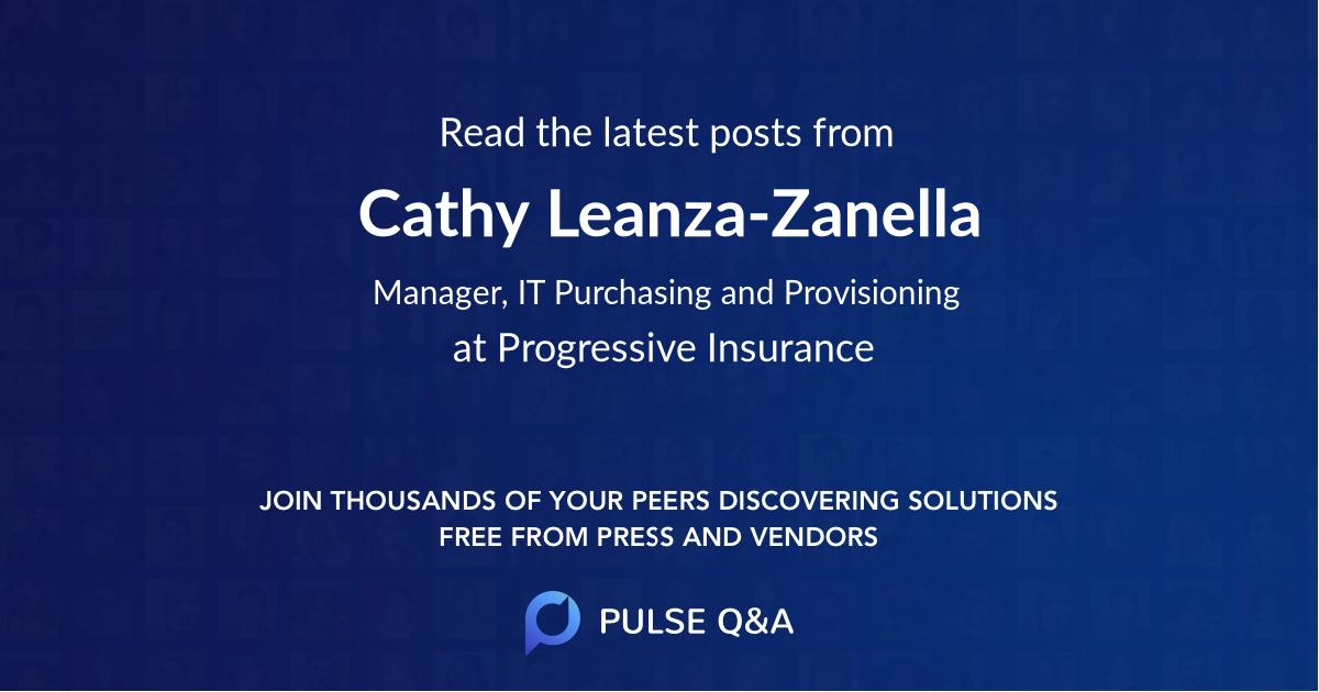 Cathy Leanza-Zanella