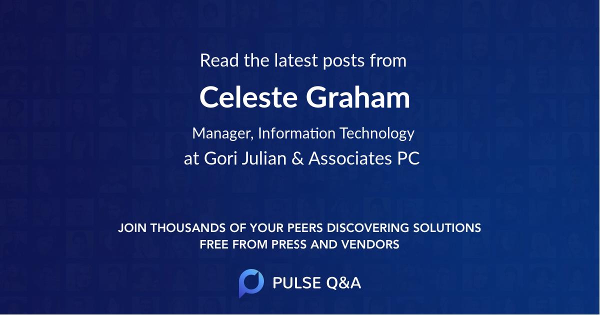 Celeste Graham