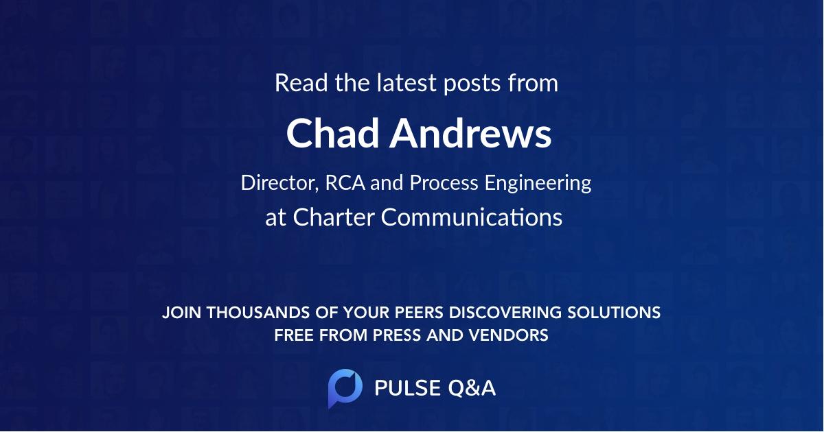Chad Andrews