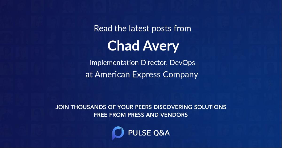 Chad Avery