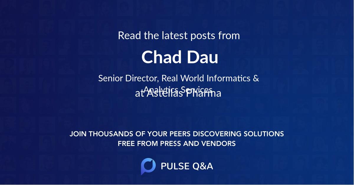 Chad Dau