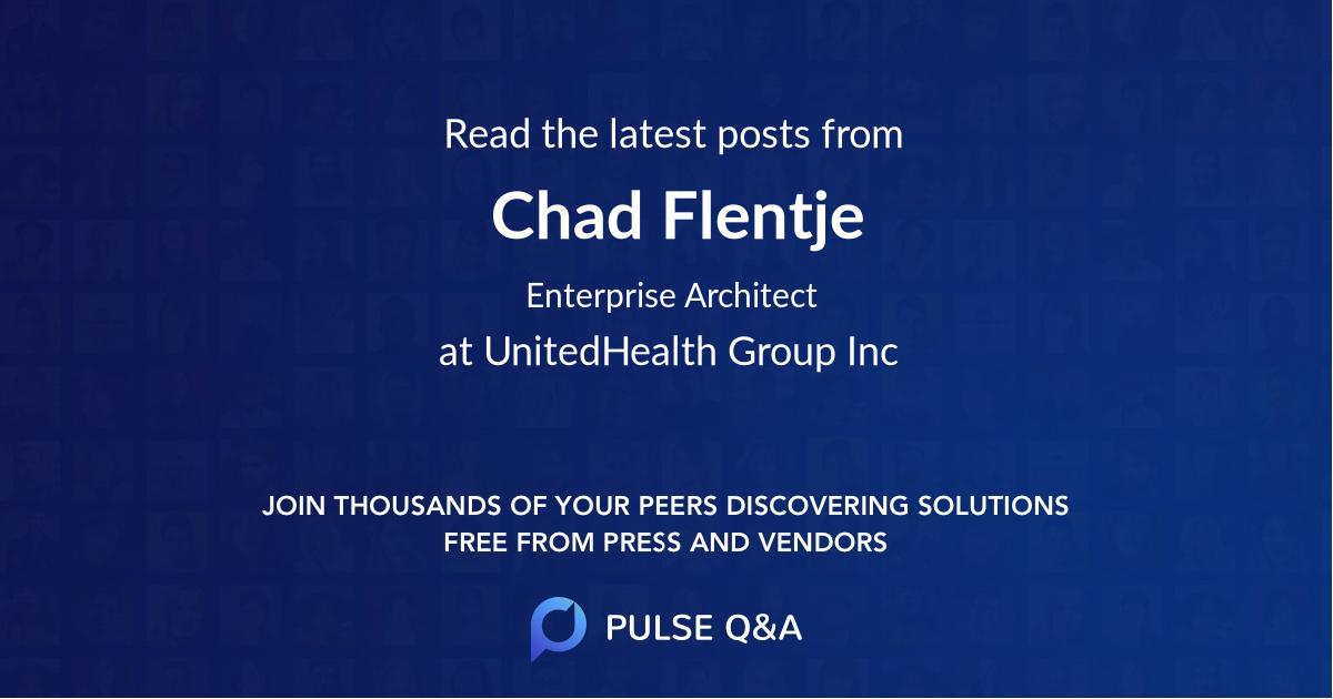 Chad Flentje