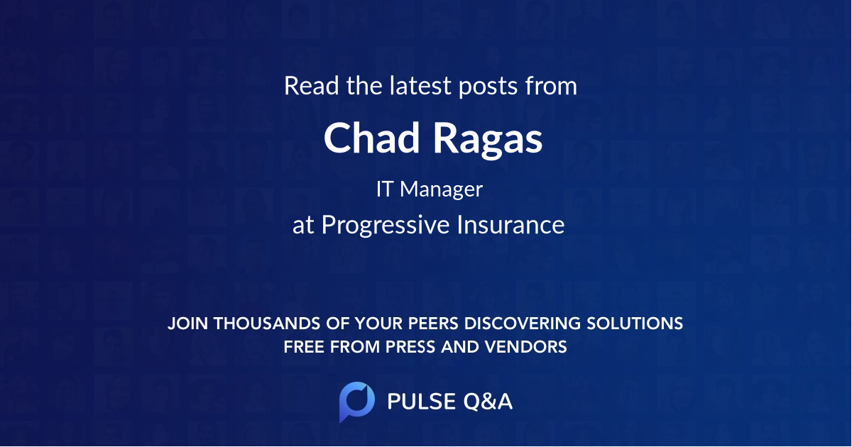 Chad Ragas