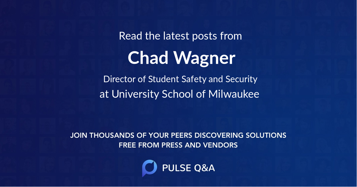 Chad Wagner
