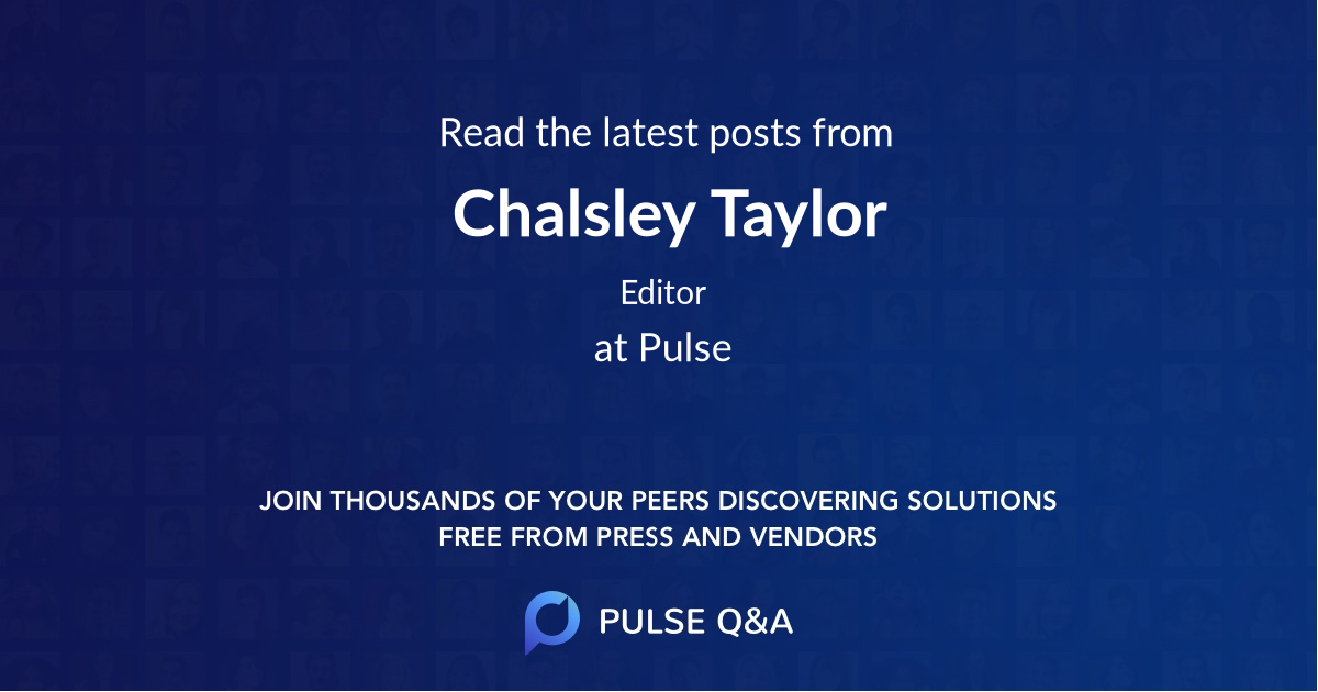 Chalsley Taylor