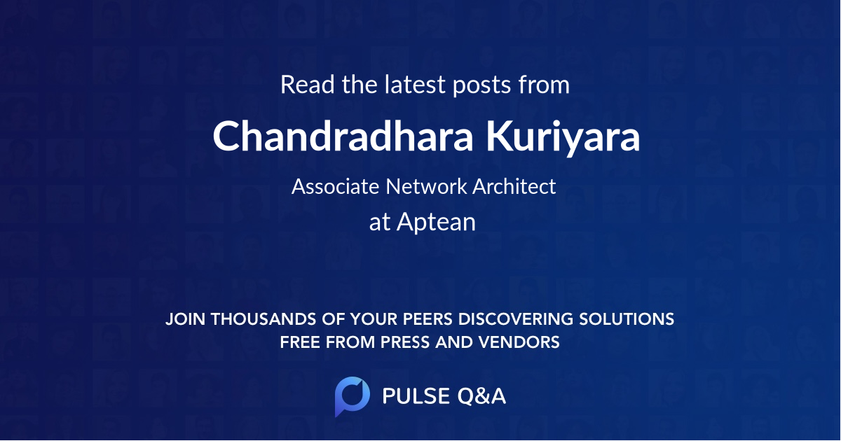 Chandradhara Kuriyara