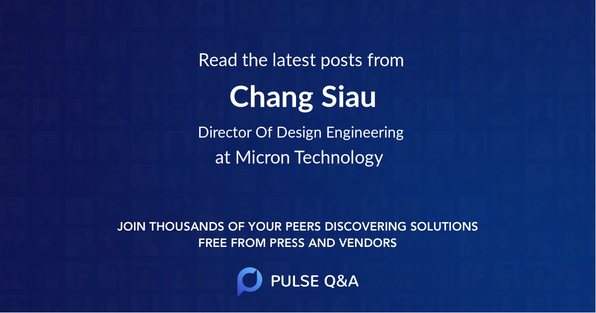 Chang Siau