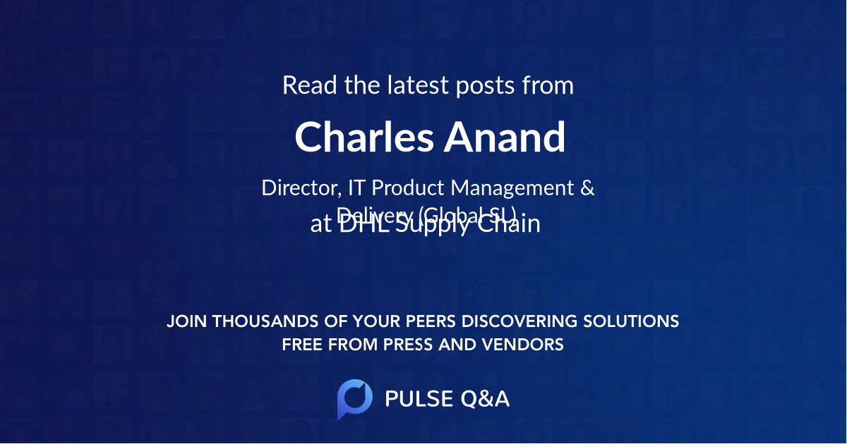 Charles Anand