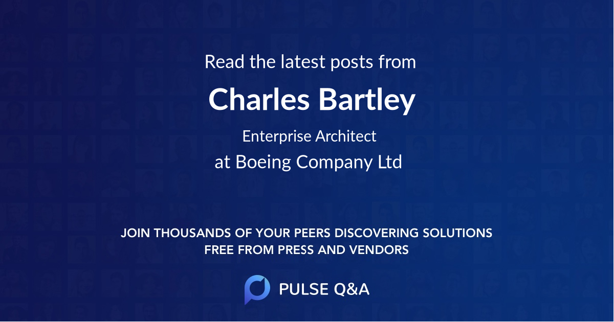 Charles Bartley