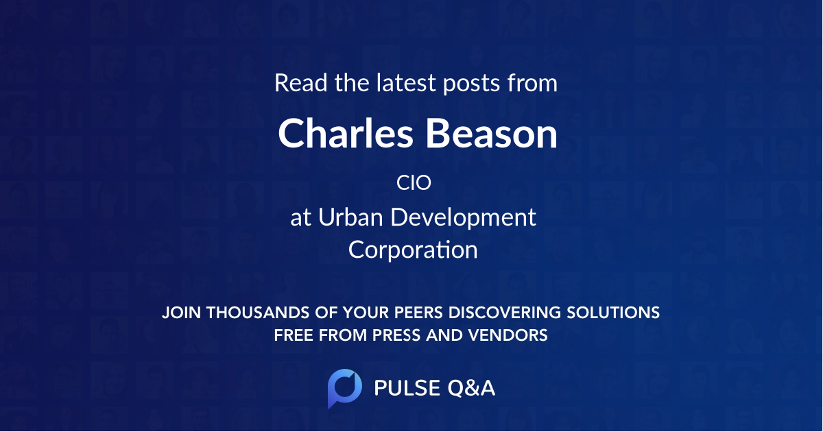 Charles Beason
