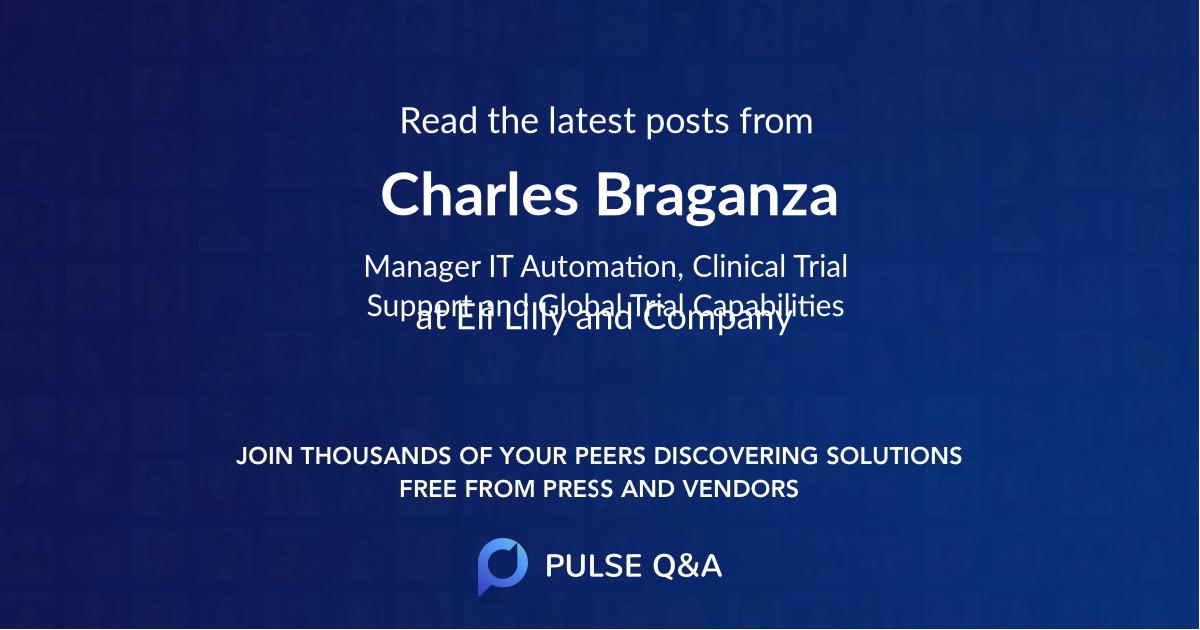 Charles Braganza