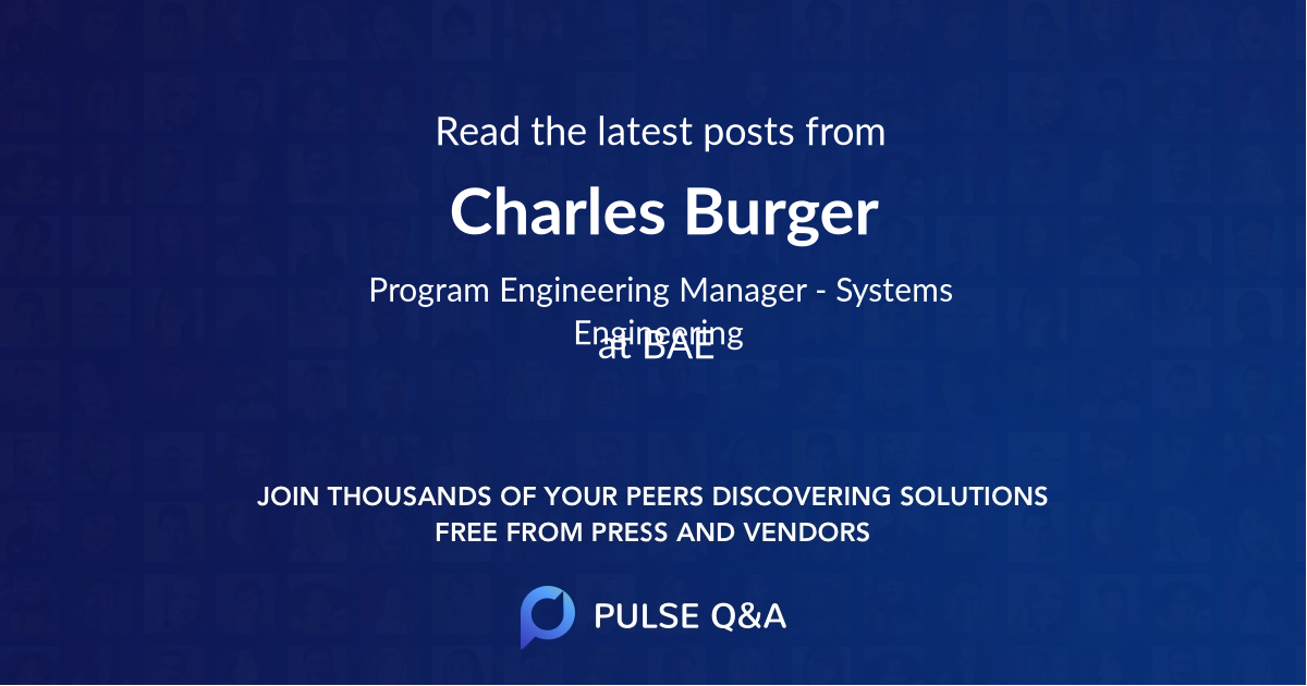 Charles Burger