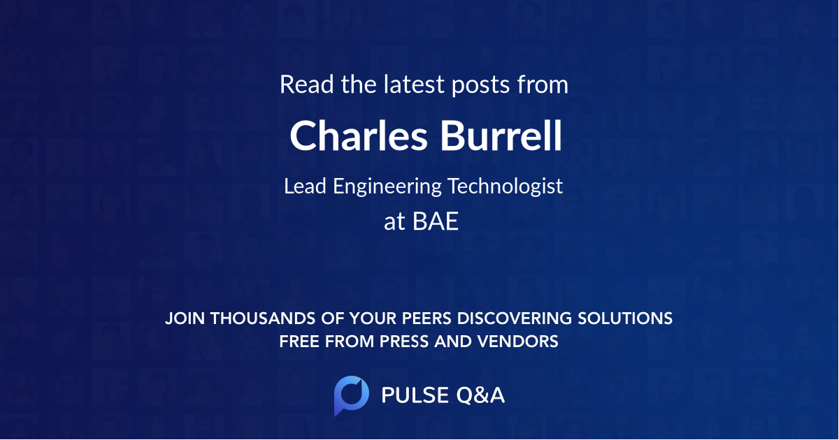 Charles Burrell