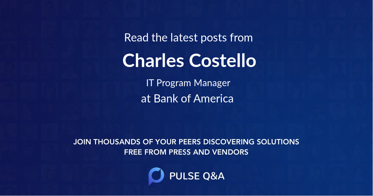 Charles Costello