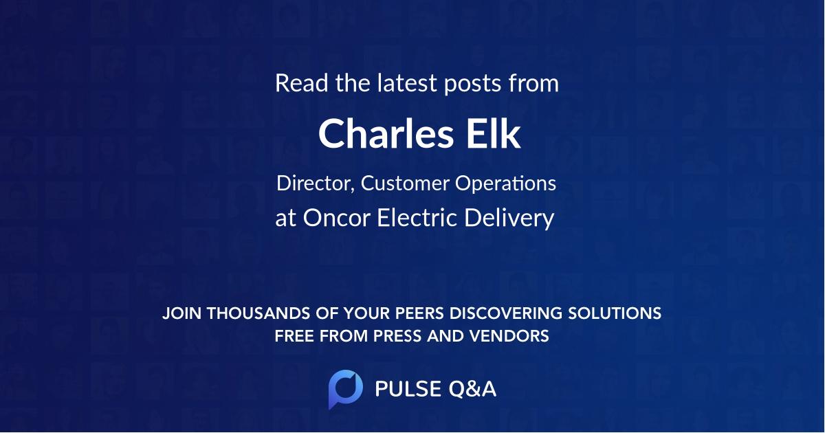 Charles Elk