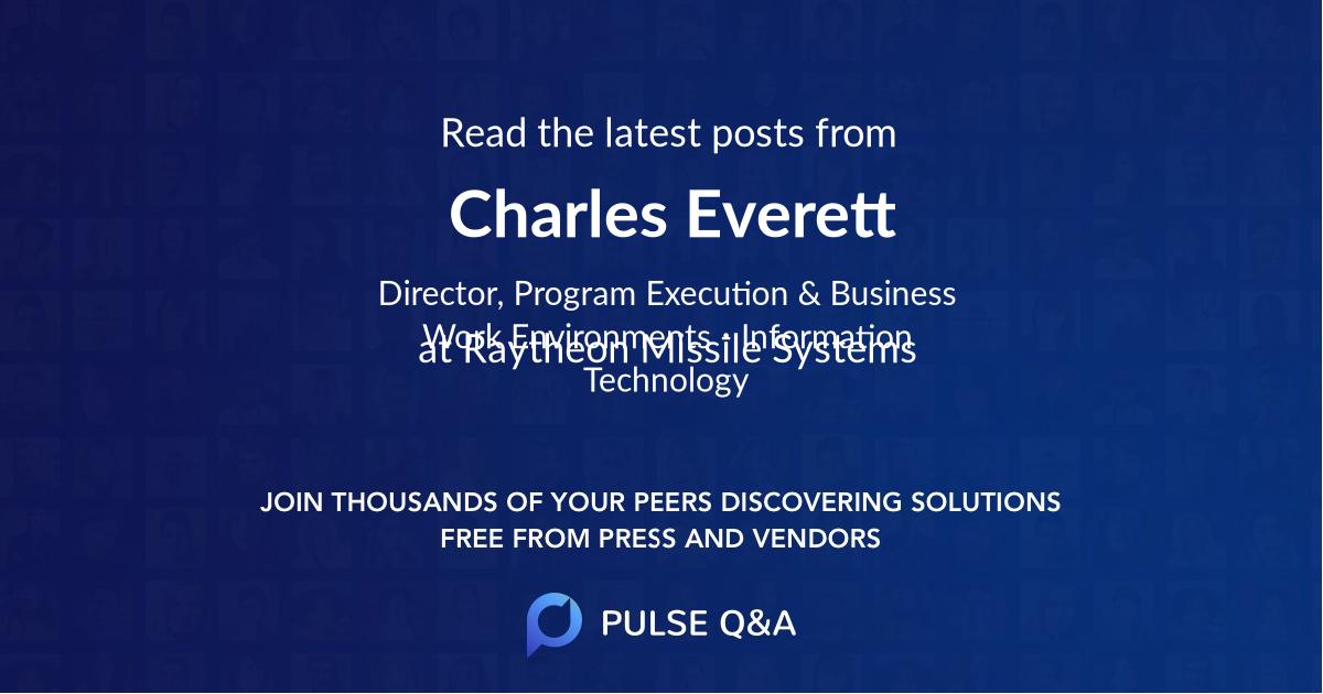 Charles Everett