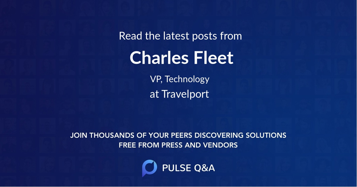 Charles Fleet
