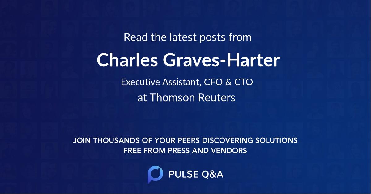Charles Graves-Harter
