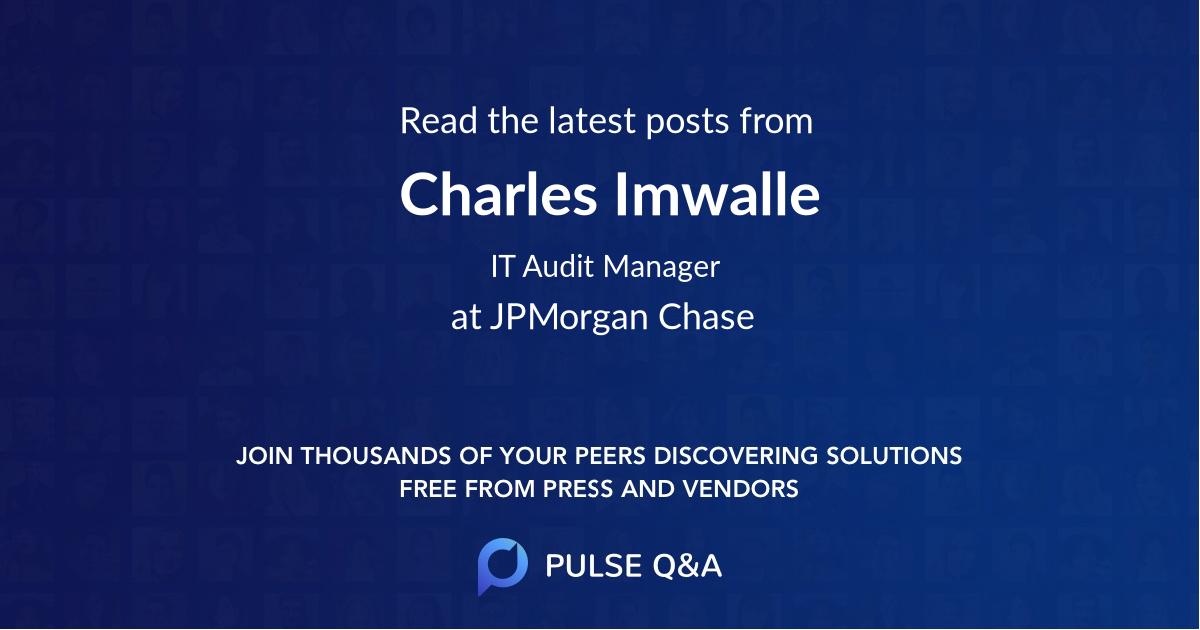 Charles Imwalle