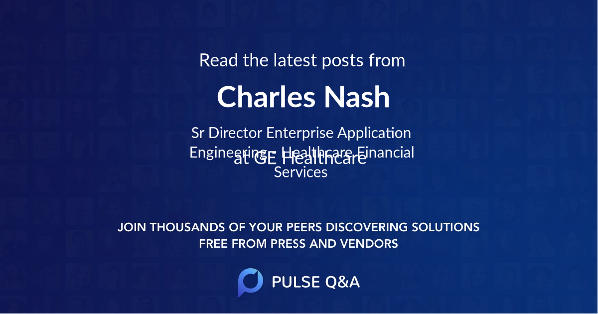 Charles Nash