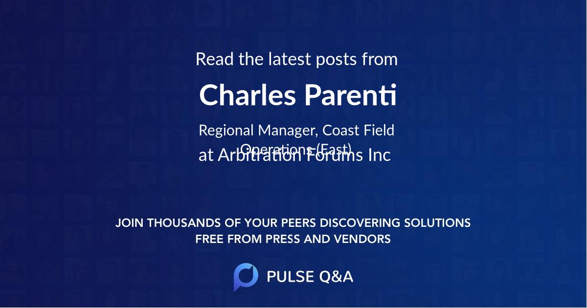 Charles Parenti