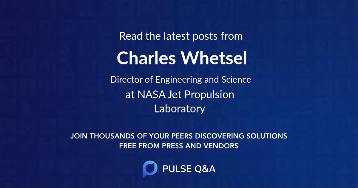 Charles Whetsel