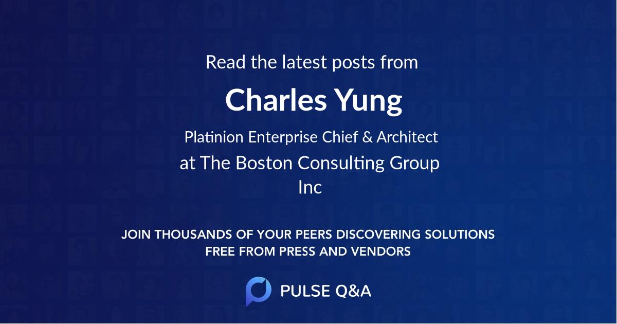 Charles Yung